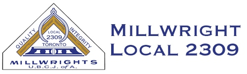Millwright Local 2309 Logo